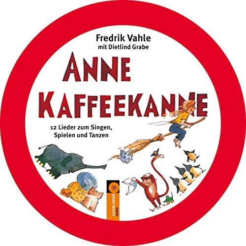Anne Kaffeekanne-Metalldose - Fredrik Vahle