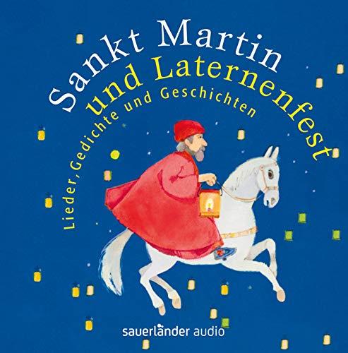 9783794185559: Sankt Martin und Laternenfest. CD: Lieder, Gedichte und Geschichten