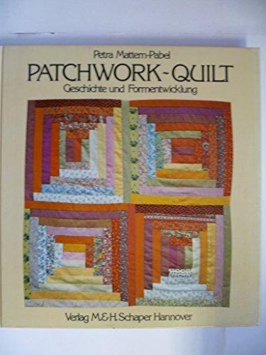 9783794401154: Der amerikanische Patchwork-Quilt