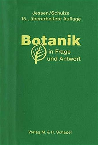 9783794401956: Botanik in Frage und Antwort. Über 1300 Fragen und Antworten. (Lernmaterialien)