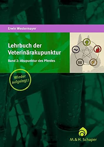 Lehrbuch der Veterinärakupunktur: Erwin Westermayer