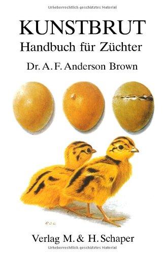 9783794410002: Kunstbrut: Handbuch für Züchter