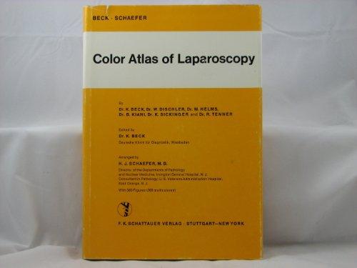 9783794501731: Color Atlas of Laparoscopy