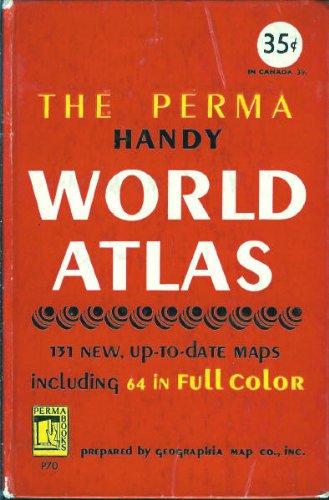 The Perma Handy World Atlas: Alexander F.R.G.S. (prepared