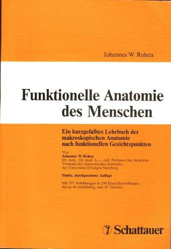 9783794511945: Functional Human Anatomy
