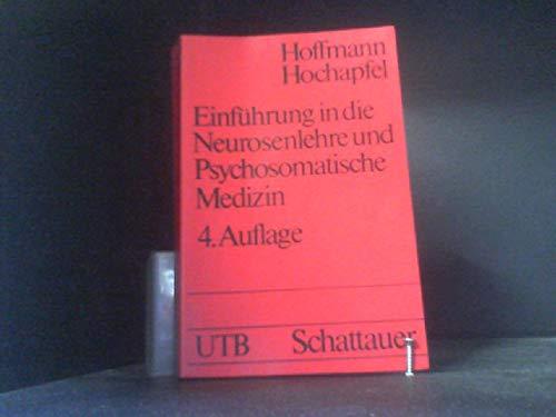 9783794513840: Einführung in die Neurosenlehre und psychosomatische Medizin. Mit einer Darstellung der wichtigsten Psychotherapie-Verfahren