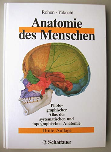 9783794515011: Anatomie des Menschen: Photographischer Atlas der systematischen und topographischen Anatomie