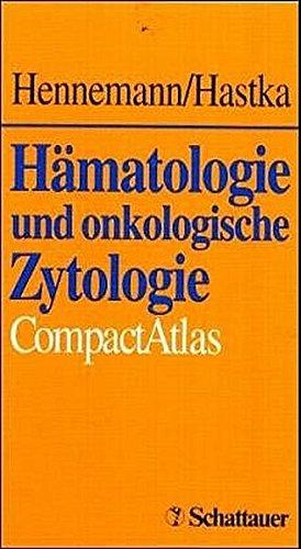 9783794515721: Hämatologie und onkologische Zytologie