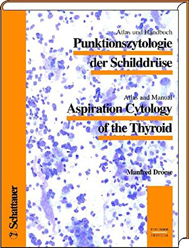 9783794515752: Aspiration Cytology of the Thyroid: Atlas and Manual (Bilingual/Eurobooks)
