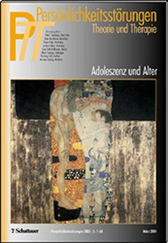 9783794519095: PTT 2001/2. Adoleszenz und Alter: Pers�nlichkeitsst�rungen Theorie und Therapie