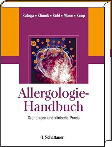 9783794519729: Allergologie-Handbuch: Grundlagen und klinische Praxis