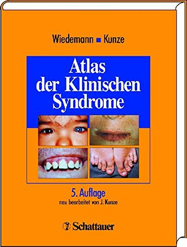 9783794520435: Atlas der Klinischen Syndrome: Für Klinik und Praxis