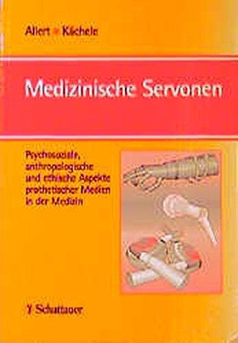 9783794520794: Medizinische Servonen
