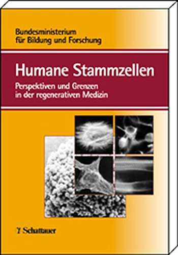 9783794521036: Humane Stammzellen