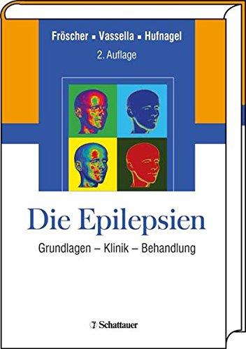 9783794521319: Die Epilepsien