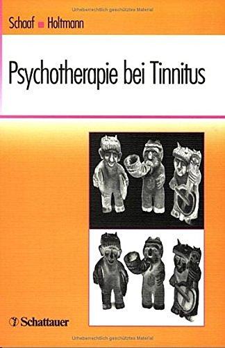 9783794521555: Psychotherapie bei Tinnitus