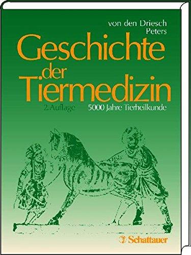Geschichte der Tiermedizin: Angela von Driesch