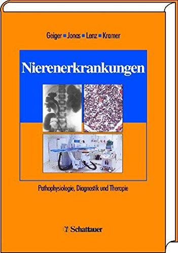 9783794521777: Nierenerkrankungen.