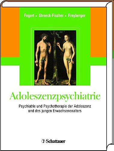 9783794524549: Adoleszenzpsychiatrie