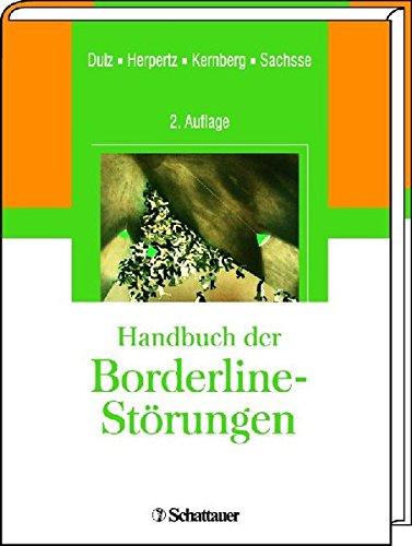 9783794524723: Handbuch der Borderline-Störungen
