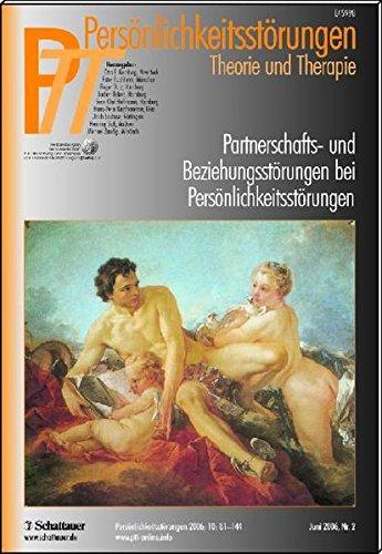 9783794525010: PTT 38. Partnerschafts- und Beziehungsst+a-¦rungen