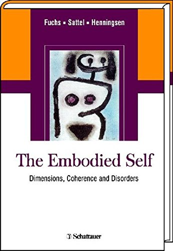 9783794527915: The Embodied Self: Dimensions, Coherence and Disorders