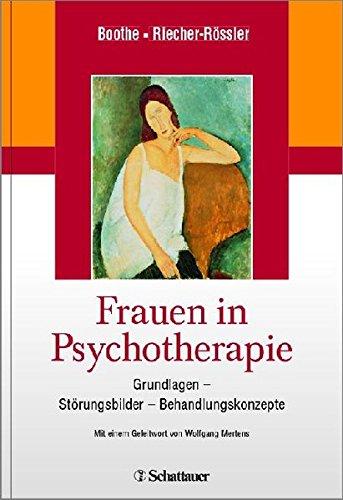 Frauen in Psychotherapie: Brigitte Boothe