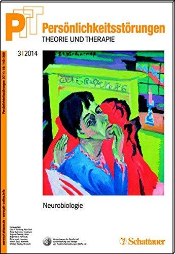 Persönlichkeitsstörungen PTT/ Persönlichkeitsstörungen - Theorie und Therapie,