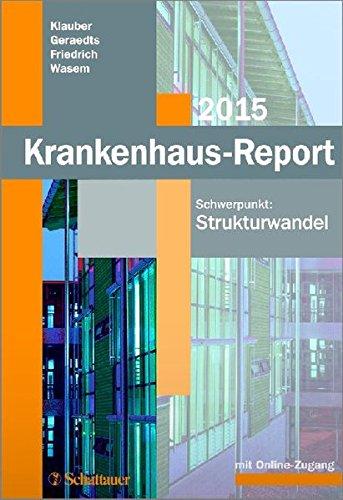 Krankenhaus-Report 2015: Jürgen Klauber