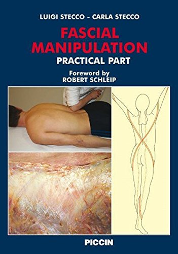 9783794540365: Fascial Manipulation: Practical Part - Foreword by Robert Schleip