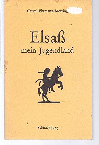 9783794601929: Elsass, mein Jugendland : Erzählungen.