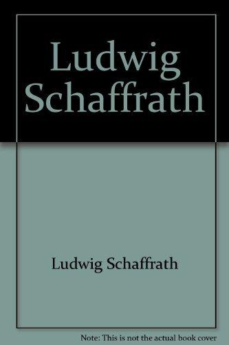 Ludwig Schaffrath: Glasmalerei + Mosaik = Stained: Schaffrath, Ludwig); Pfaff,