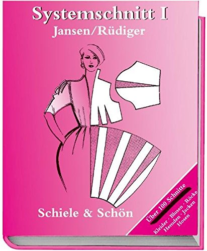 9783794906840: Basic Pattern Cutting 1, Cuttings for skirts, blouses, shirts, dresses, jackets, pants (German Edition)