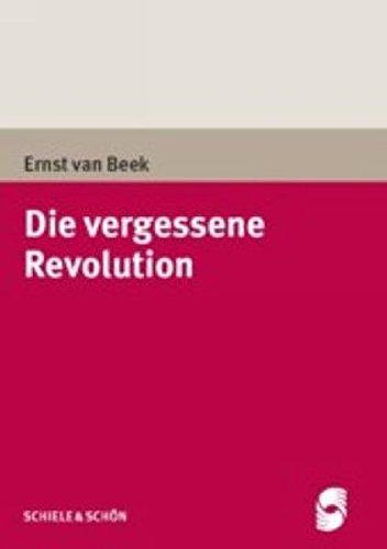 9783794907649: Die vergessene Revolution