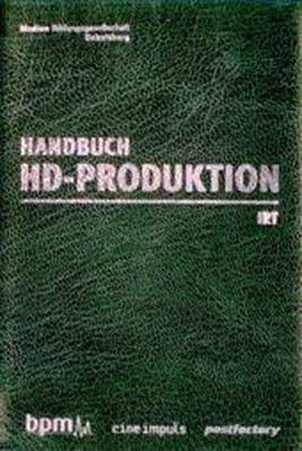 9783794908059: Handbuch der HD-Produktion
