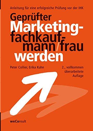 9783794908639: Geprüfter Marketingfachkaufmann/frau werden