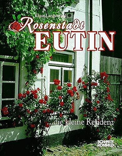 9783795007423: Rosenstadt Eutin. Die kleine Residenz.