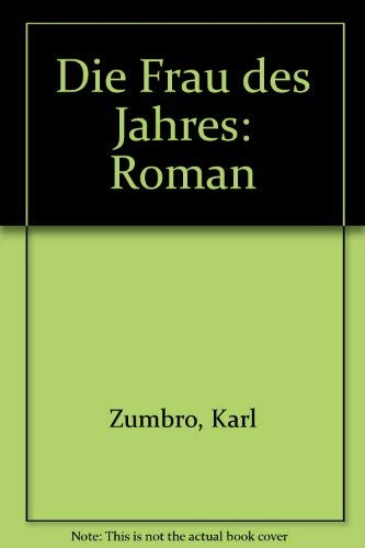 9783795107741: Die Frau des Jahres: Roman (German Edition)