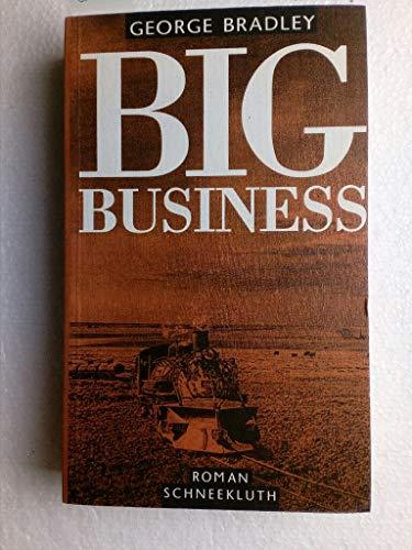 9783795113056: Big Business Roman