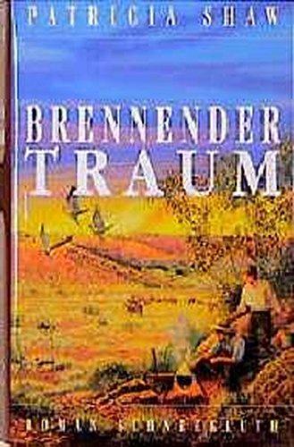 9783795113759: Brennender Traum: Roman