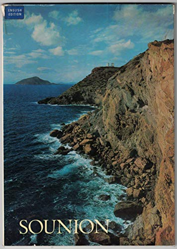 9783795405755: The temple of Poseidon on Cape Sounion