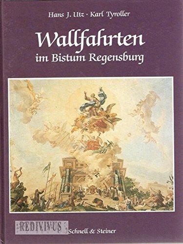 9783795408275: Wallfahrten im Bistum Regensburg (German Edition)