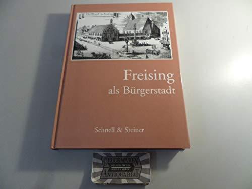 Freising als Bürgerstadt : Festschrift zur Tausendjahrfeier: Glaser, Hubert [Hrsg.]: