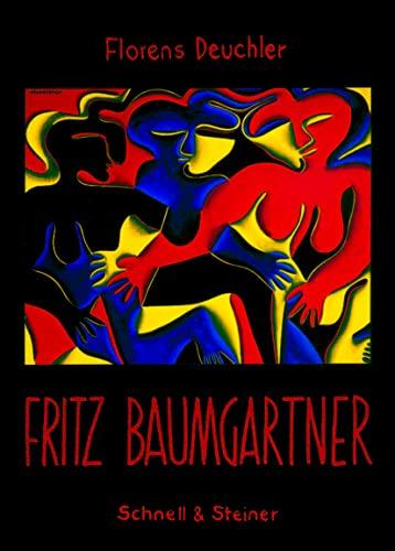 9783795411695: Fritz Baumgartner: 50 Jahre Malerei und Graphik (German Edition)