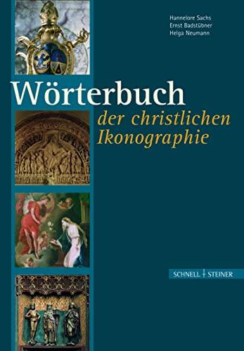 9783795416539: Wörterbuch der christlichen Ikonographie