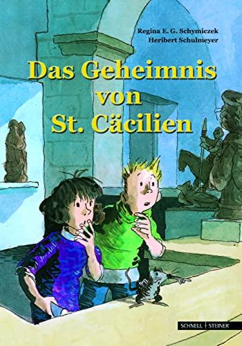 9783795416669: Das Geheimnis von St. Cäcilien: Zwei Kinder und eine Kirchenmaus auf Schatzsuche im Museum Schn|tgen in Köln (German Edition)