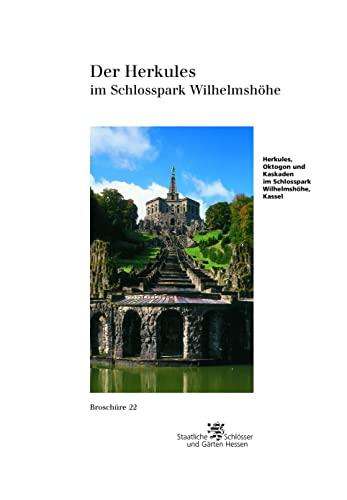 Der Herkules Im Schlosspark Wilhelmshohe (Broschuren Historischer Baudenkmaler): Ludwig, Thomas