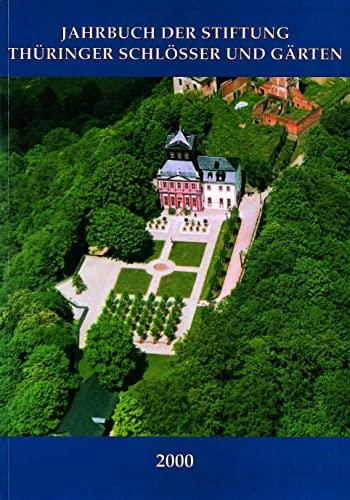 9783795417079: Jahrbuch Der Stiftung Thuringer Schlosser Und Garten: 4