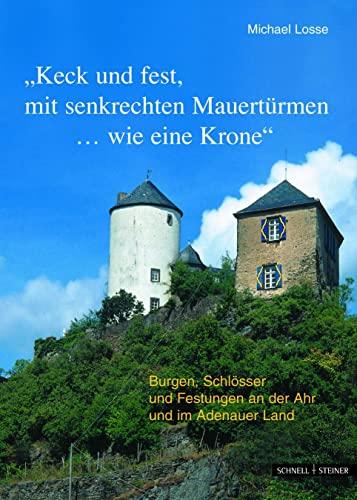9783795417741: Burgen, Schlösser und Festungen an der Ahr und im Adenauer Land:
