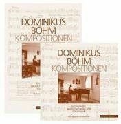 9783795418021: Dominikus Bohm Kompositionen